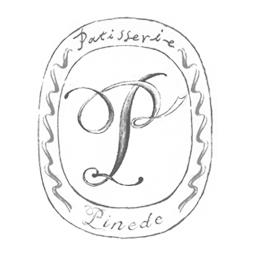 ティスリーピネード×Ribbonコラボレーション ロゴ