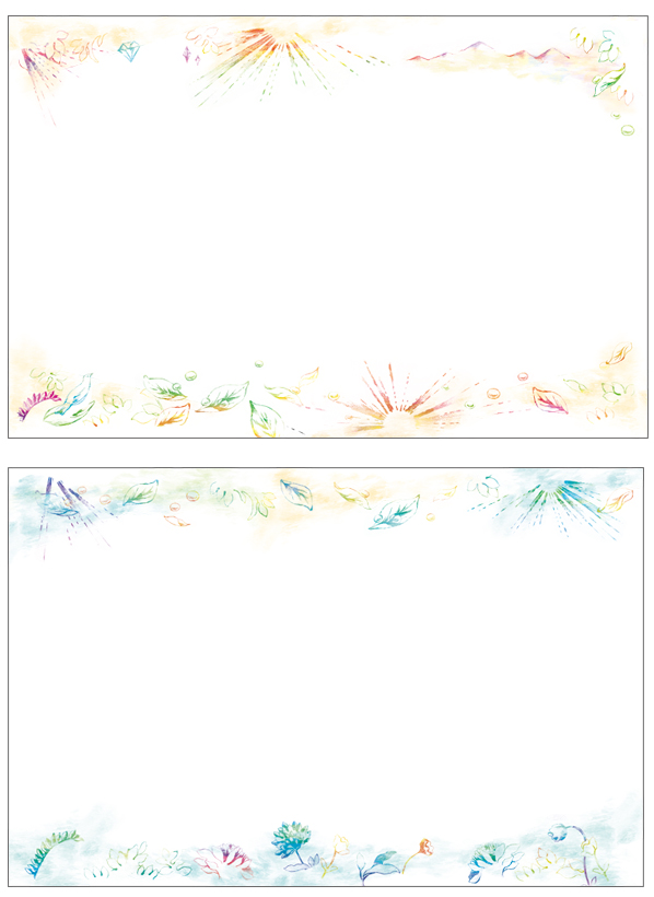 anan1871号 坂東眞理子さん「品格」のページ イラストレーション