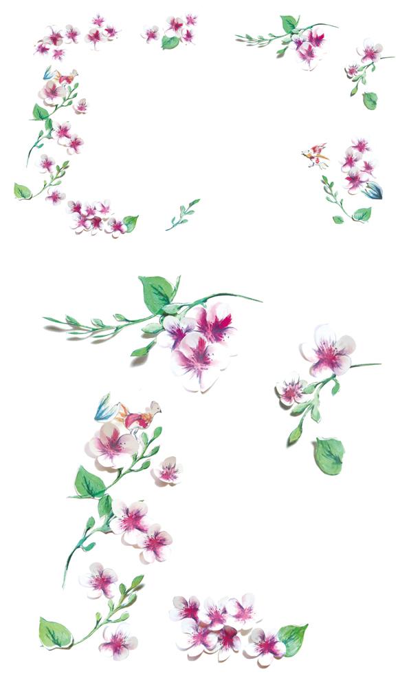 FRaU 2014年2月号 連載「細川モモ主宰 はじめての任活」VOL.3イラストレーション