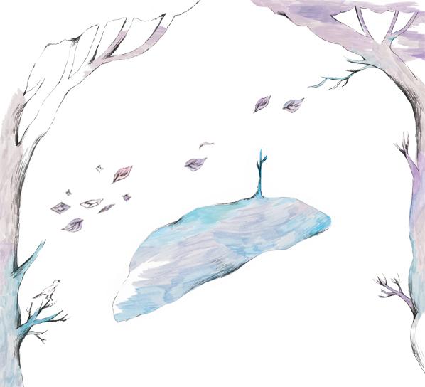 クロワッサン Premium イラストレーション