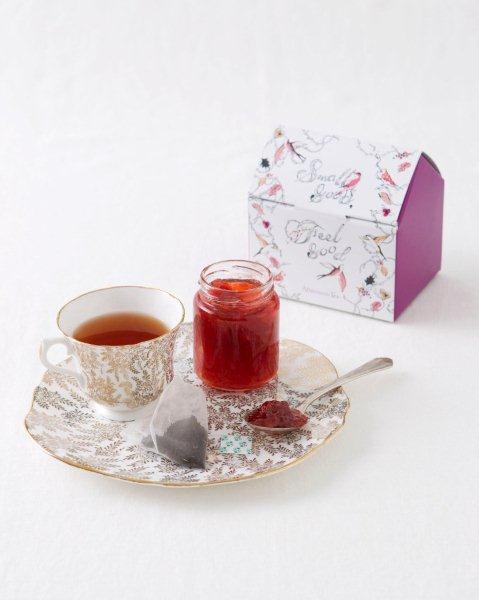 Afternoon Tea TEAROOM 2013春限定パッケージ イラストレーション
